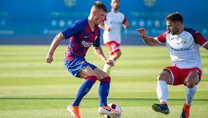 Gençlerbirliği, Barcelonadan Van Beijneni transfer etti