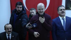 Cumhurbaşkanı Erdoğan, Geçitli Jandarma Karakolundaki askerlerin yeni yılını kutladı
