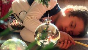Öykü Arinin yeni yıl dileği: Herkes donör olsun, eğlensin çok mutlu olsun