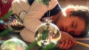 Öykü Arinin yeni yıl dileği: Herkes donör olsun
