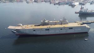 Türkiyenin amiral gemisi milli yazılımla donatılıyor