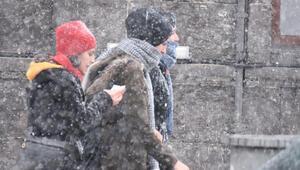 Meteoroloji'den son dakika uyarısı Karla karışık yağmur ve kar geliyor…