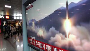 Kuzey Kore lideri, yakında yeni stratejik silahlarını tanıtacaklarını duyurdu