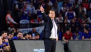 Ergin Ataman: Tempolu hücum etmemiz gerekiyor...