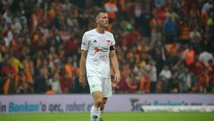 Lider Sivassporun gol yükünü orta saha oyuncuları omuzladı