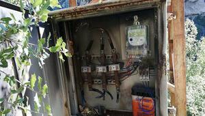 Su sayaçları ve kablo çalınan mahalle, susuz kaldı