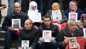 HDP önündeki eylemde 122'nci gün