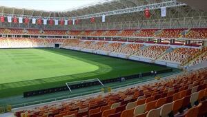Yeni Malatya Stadyumunun zemini bakıma alındı