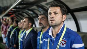 Kapısından 12 yaşında girdiği Trabzonsporda teknik direktör oldu