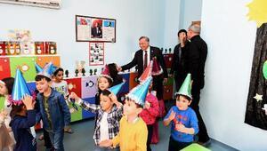 Başkan Akay, yeni yıla ziyaret ve denetimle girdi