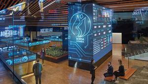 Borsa İstanbuldan ilk rekor geldi