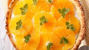 Şimdi Tam Zamanı: Portakallı Tart Tarifi