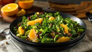 Sağlık deposu kış sebze ve meyveleri