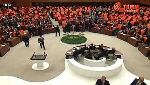 Libya tezkeresi Meclisten geçti