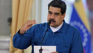 Madurodan Trumpa çağrı: Diyalog için hazırız