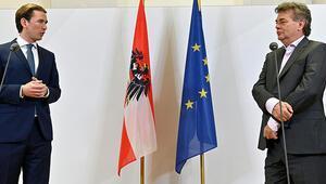 Avusturya'da 100 gün sonra hükümet kuruldu