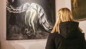 Sanatın 'melek'leri