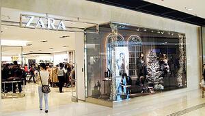 İndirim var ürün yok... Zara'nın gece yarısı başlattığı indirimde stokların 27 dakikada tükendiği gözlendi