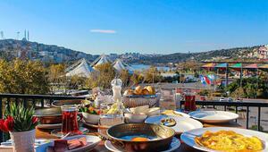 İstanbulun dört bir yanı lezzetli kahvaltı sofraları