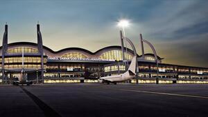 Sabiha Gökçen Havalimanında uçuş rekoru kırıldı