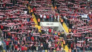 Süper Ligde seyirci ortalaması 14 bine yaklaştı