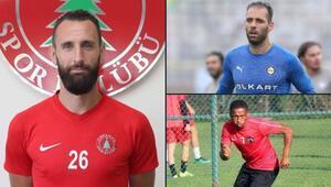 TFF 1. Ligde ilk devre 102 yabancı forma giydi En golcüler...