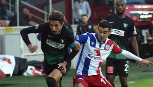 Son dakika haberi: Denizlisporda 3 futbolcu kadro dışı bırakıldı