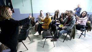 Yenişehirde halk eğitim merkezine yoğun ilgi