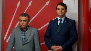 Emekli paşa CHPnin ilçe başkanı oldu