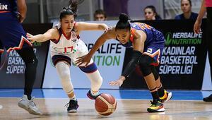 Büyükşehir Belediyesi Adana Basketbol 92-87 Gelecek Koleji Çukurova Basketbol