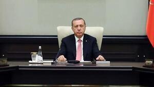 Erdoğandan Dolmabahçe'de Süleymani zirvesi