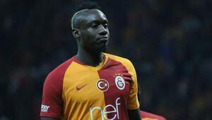 Mbaye Diagne kamp kadrosunda yok Galatasaray...