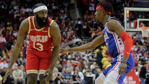 NBAde gecenin sonuçları | Philadelphia 76ers, James Hardenı durduramadı