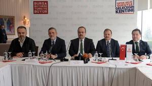 Yeniden Büyük Bursaspor Kampanyasında hedef 216 bin forma