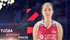 Tuğba Şenoğlu ile Ayça Aykaçın olimpiyat hayali