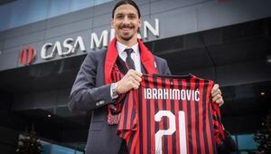 Zlatan Ibrahimovic, Milan ile ilk maçında coştu: 9-0