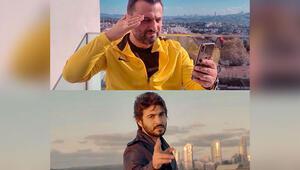Bülent Uygun klipte oynadı Ender Emekin şarkısı...