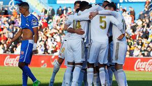 Getafe 0-3 Real Madrid