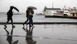 Meteorolojiden İstanbul için son dakika uyarısı: Öğle saatlerinden itibaren yağış var