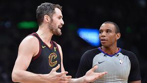 Cedi Osmanın takımı Cleveland Cavaliersta saha içi tartışma çıktı