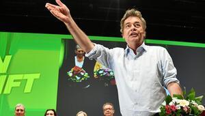 Yeşiller kurultayından koalisyona 'Evet'