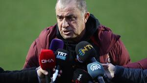 Galatasaray Teknik Direktörü Fatih Terimden flaş transfer açıklamaları