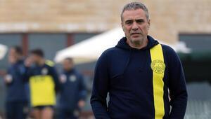 Fenerbahçenin kamp kadrosu belli oldu