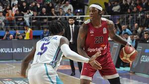 Meksa Yatırım Afyon Belediyespor 96-73 Sigortam.net İTÜ Basket: 73