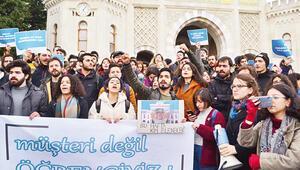 İstanbul Üniversitesi yemek krizini  görüşecek