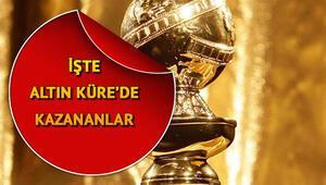 2020 Altın Küre  (Golden Globe) kazananları kimler oldu Altın Küre ödülleri kazananlar listesi