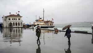 Meteorolojiden kar ve kuvvetli yağış uyarısı – İstanbulda yağışlar ne zaman bitecek