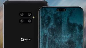 LG G9 ThinQ ortaya çıktı İşte ilk görüntüleri