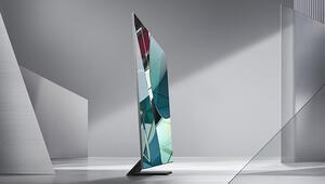 CES 2020: Samsung yeni QLED 8K TVsini görücüye çıkardı