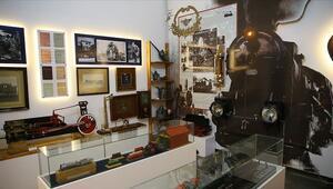 İzmir Müze ve Sanat Galerisi Türk demir yolları tarihine yolculuk yaptırıyor